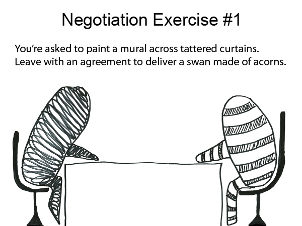 negotiation exercise