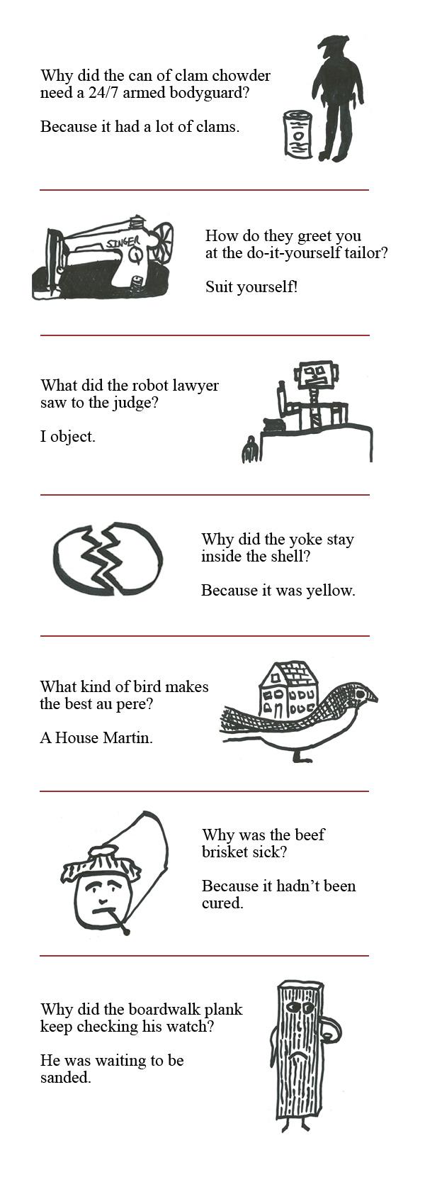 7 children's riddles