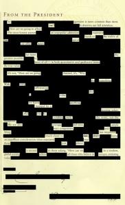 blackout composition
