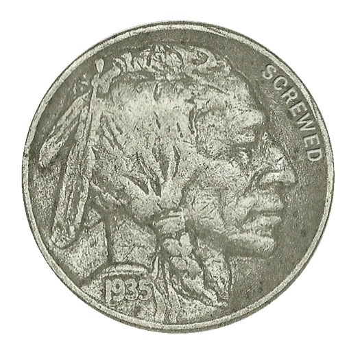 altered coin