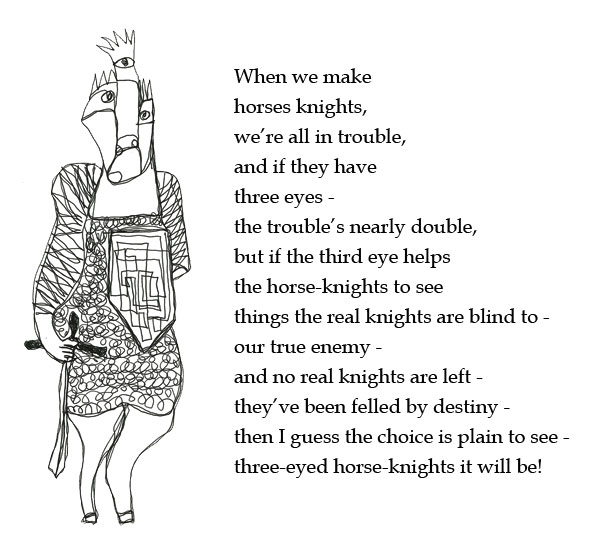 illustrated children's poem
