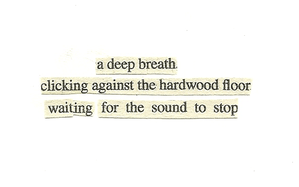 collage poetry